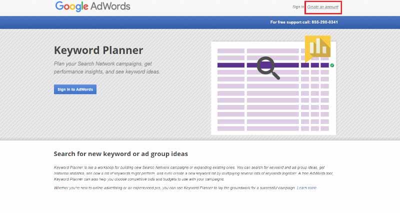 آمار جست و جوی کلمات در گوگل
